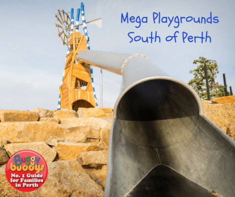 Best Mega Playgrounds – South of Perth