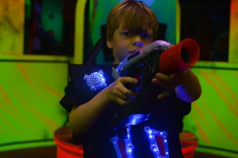 Zone Bowling, Laser Tag and Timezone Joondalup