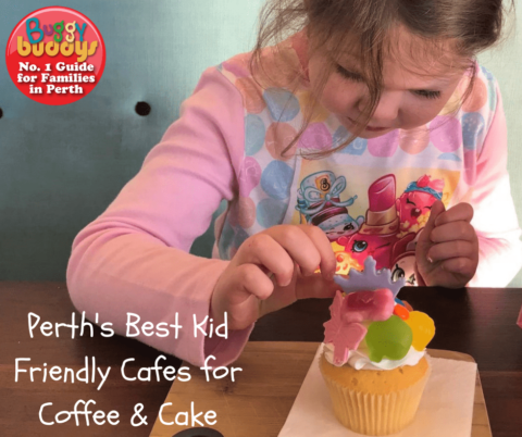 Best Kid Friendly Cafes for Coffee & Cake in Perth