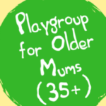 Group logo of Playgroup for Older Mums (35+)
